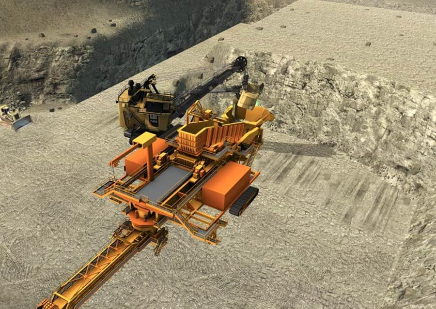 VALE S11D Uses Immersive Technologies Simulation Equipment to Train Truckless System Operators