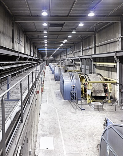 ABB wins order for another production hoist upgrade at LKAB's Kiruna Mine in Sweden