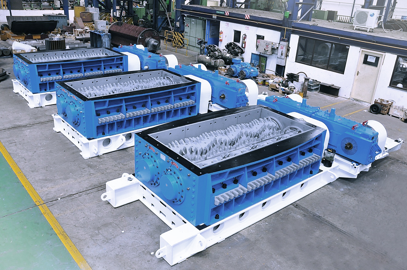 Chinese mining company orders four RollSizers from thyssenkrupp's expanded standard machine range