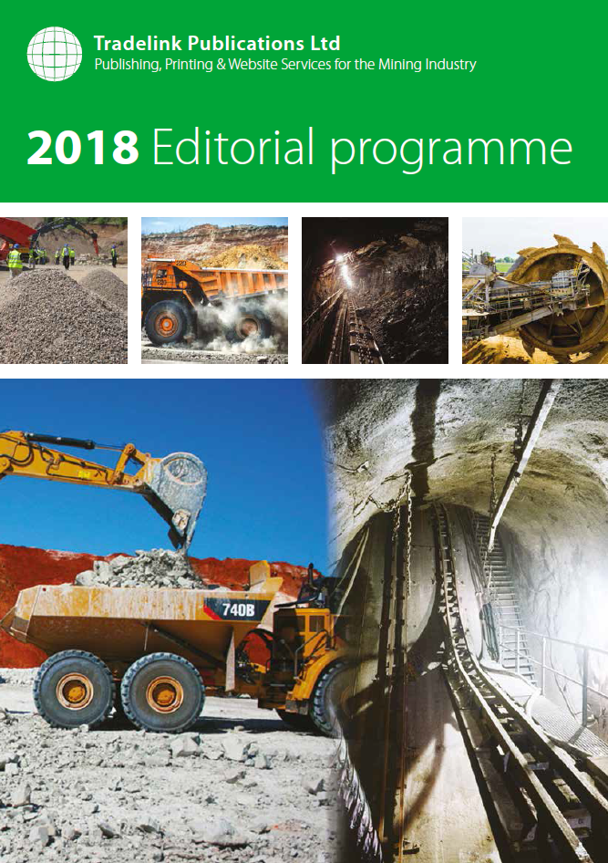 Editorial Programme 2018 Cover