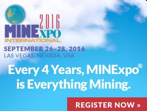 MINExpo 2016