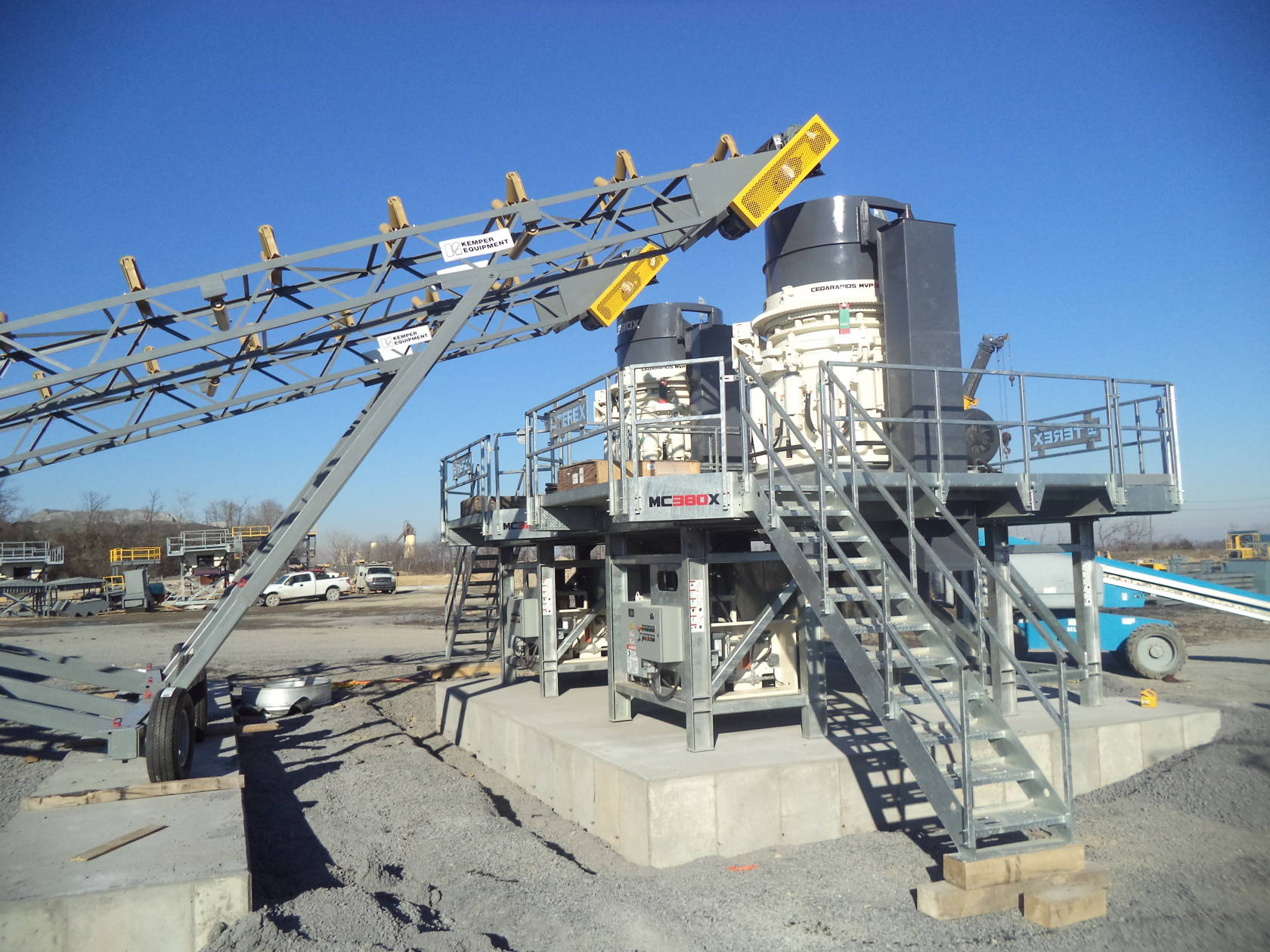 Terex 174 Minerals Processing Systems Launch New Modular