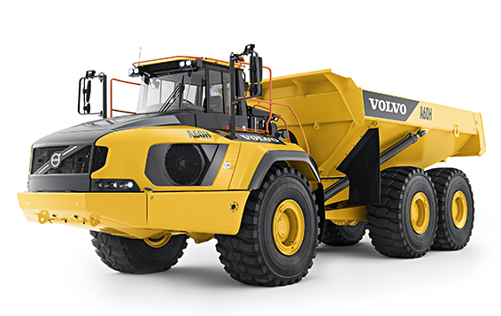 Volvo's biggest articulated hauler confirmed for Hillhead 2016 - Tradelink Publications