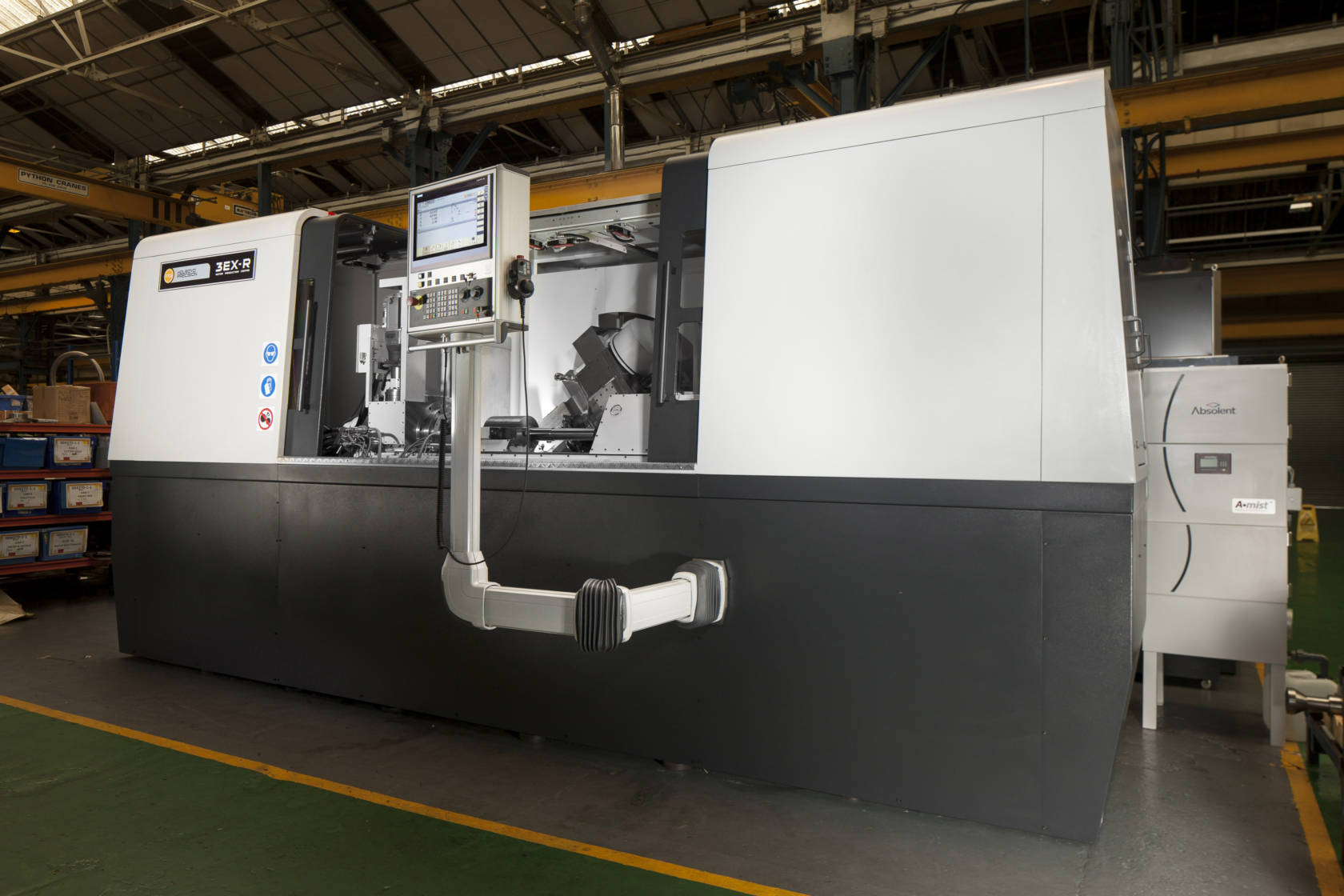 No Fewer Than 14 Holroyd Machines For North American Co
