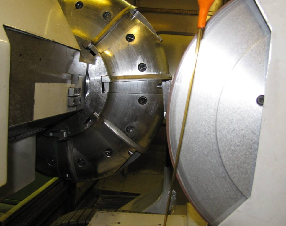 New Holroyd cutter grinding centre introduced for larger
