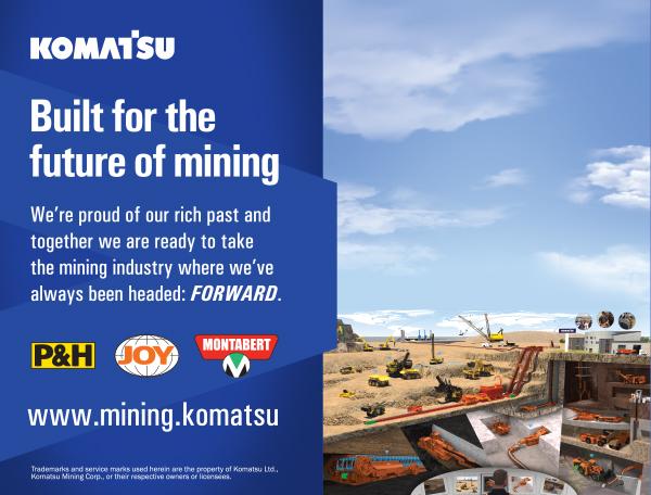 Komatsu Mining Corp Group