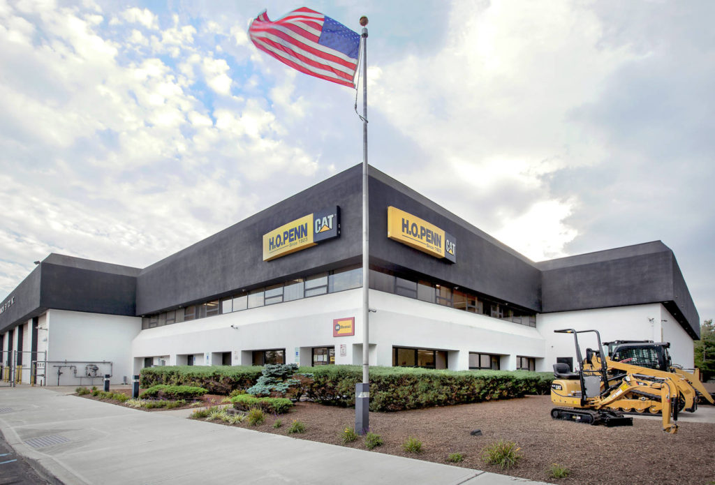 Stalco Construction Completes Renovation Of Parts Service