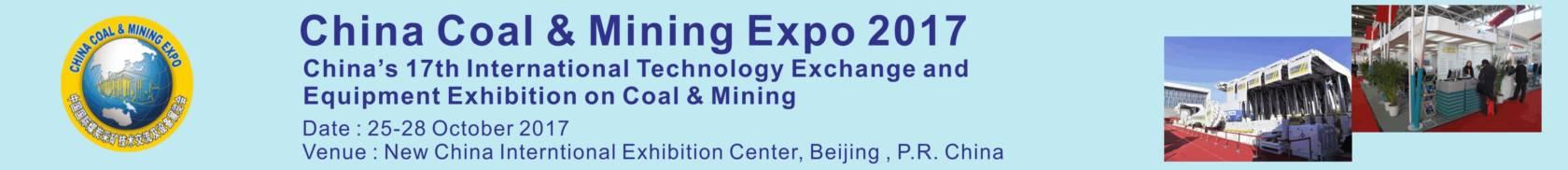 China Coal & Mining Expo 2017