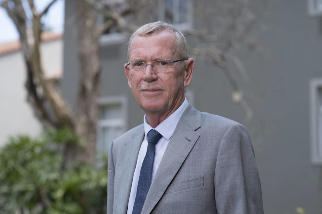 Andre Boje, CEO Minergy