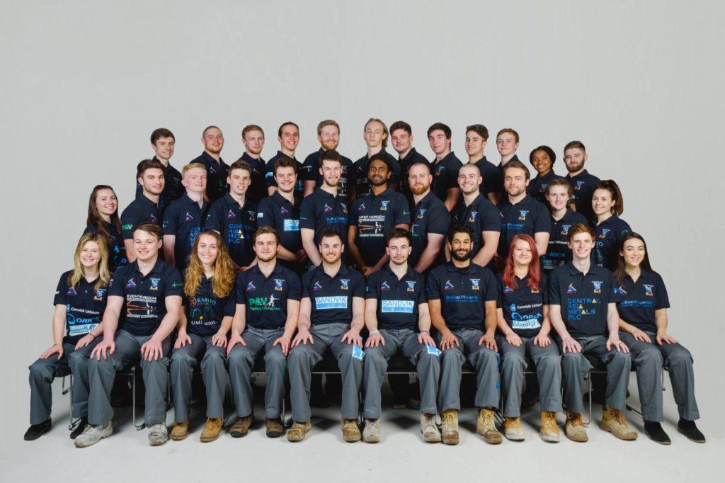 CSM International Mining Games team