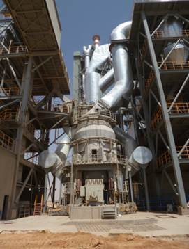 LOESCHE can now deliver to Mexico two of the most powerful coal / petcoke gringing plants for the cement industry
