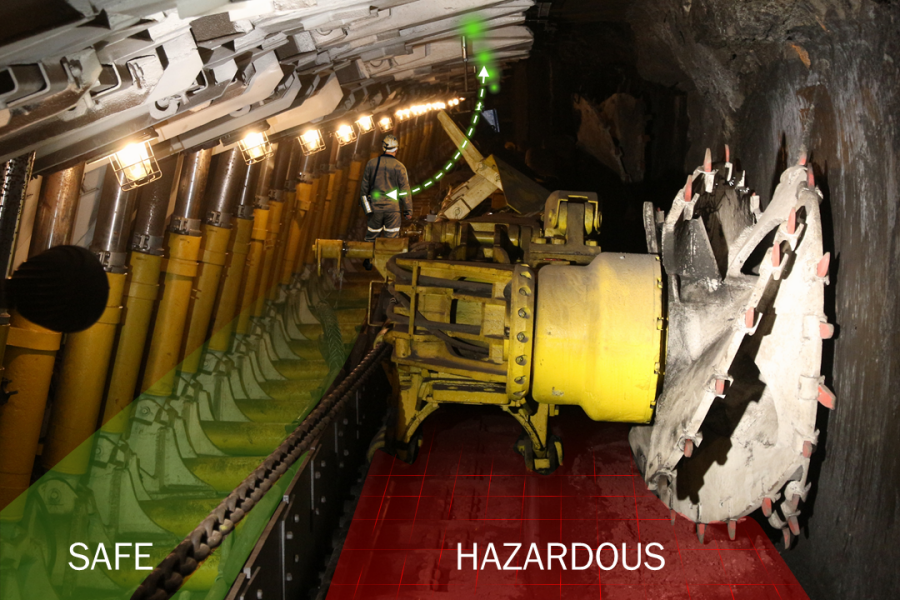 Nanotron and Marco improve safety and productivity for longwall mining operations