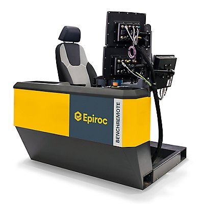 Epiroc releases BenchREMOTE for several drill rigs