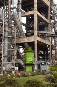 Pakistani cement manufacturer Kohat Cement Company Ltd