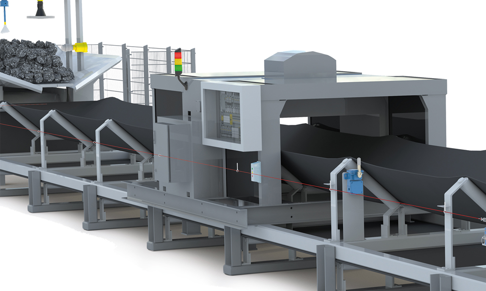Schmersal presents integrated systems and solutions for conveyor technology