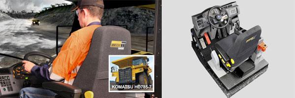 Conversion Kit® for Komatsu Mining Trucks HD785-7