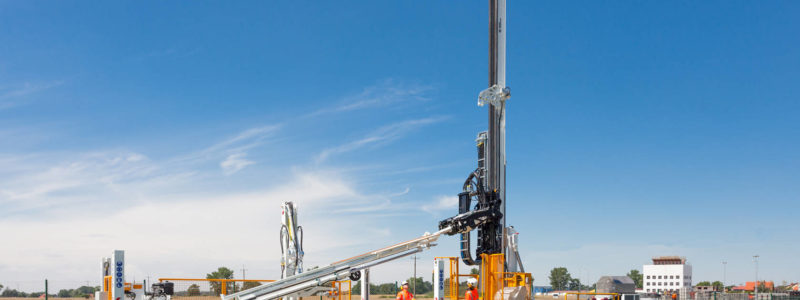 Boart Longyear's LF™160 top-drive coring rig with the FL262 Freedom™ Loader.