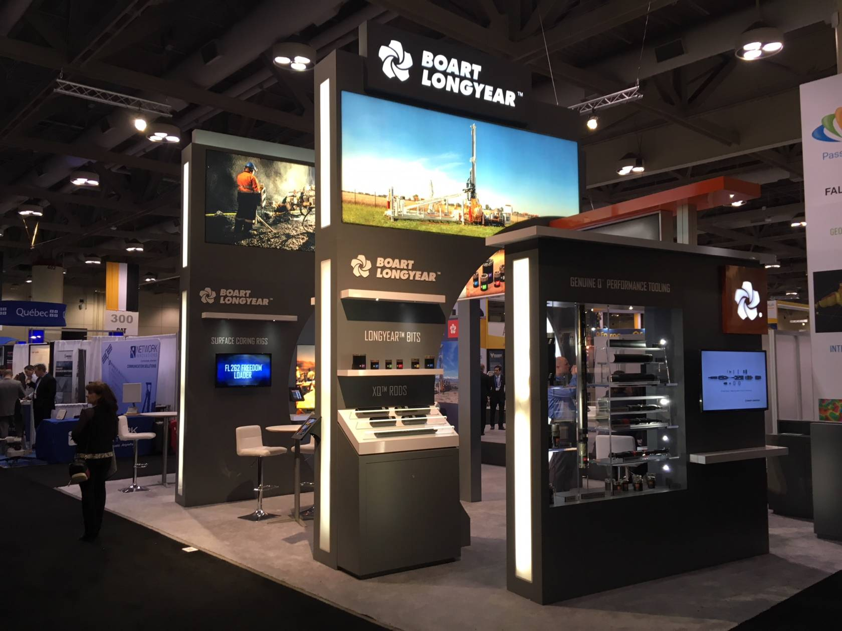 BLY PDAC_Booth