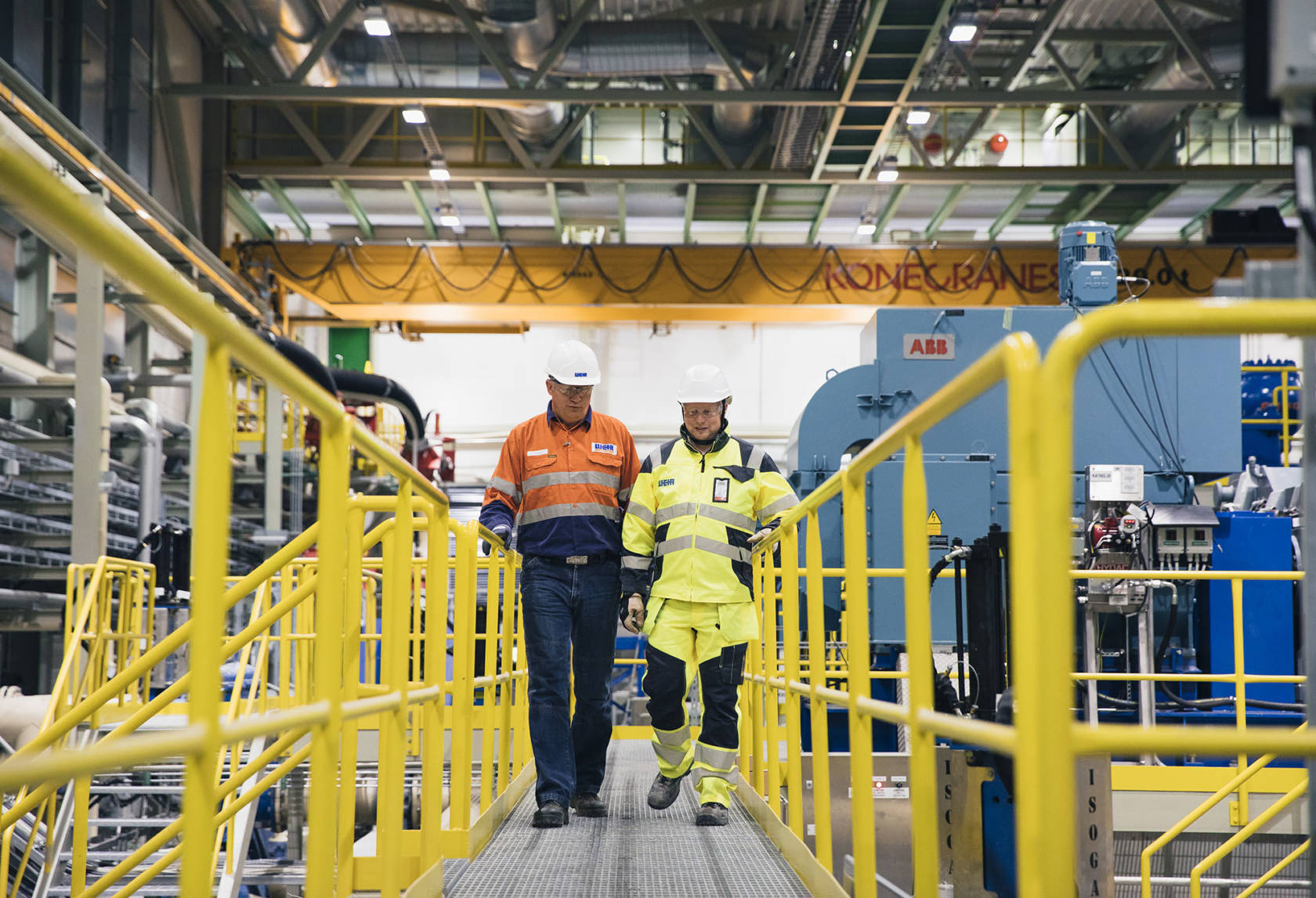 Weir Minerals building strong partnerships