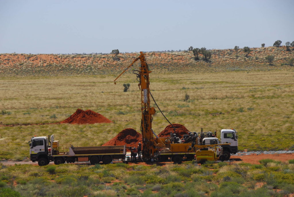 Ore from proposed Havieron JV to be toll processed at Newcrests's nearby 27m oz Telfer mine  (credit: Greatland Gold)