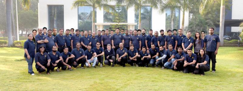 HAVER&BOECKERIndia_Team