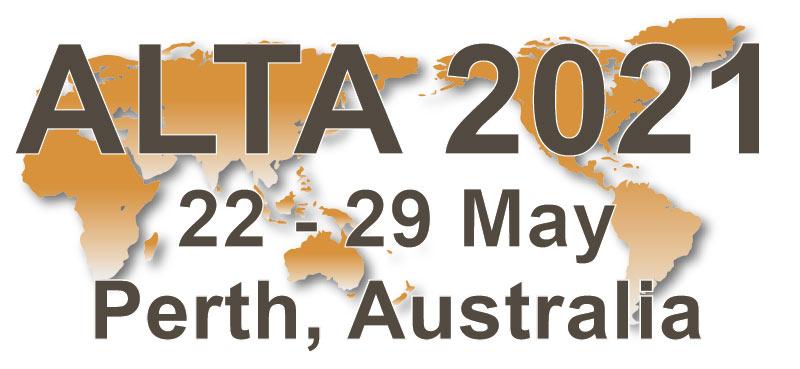 ALTA 2021 Logo