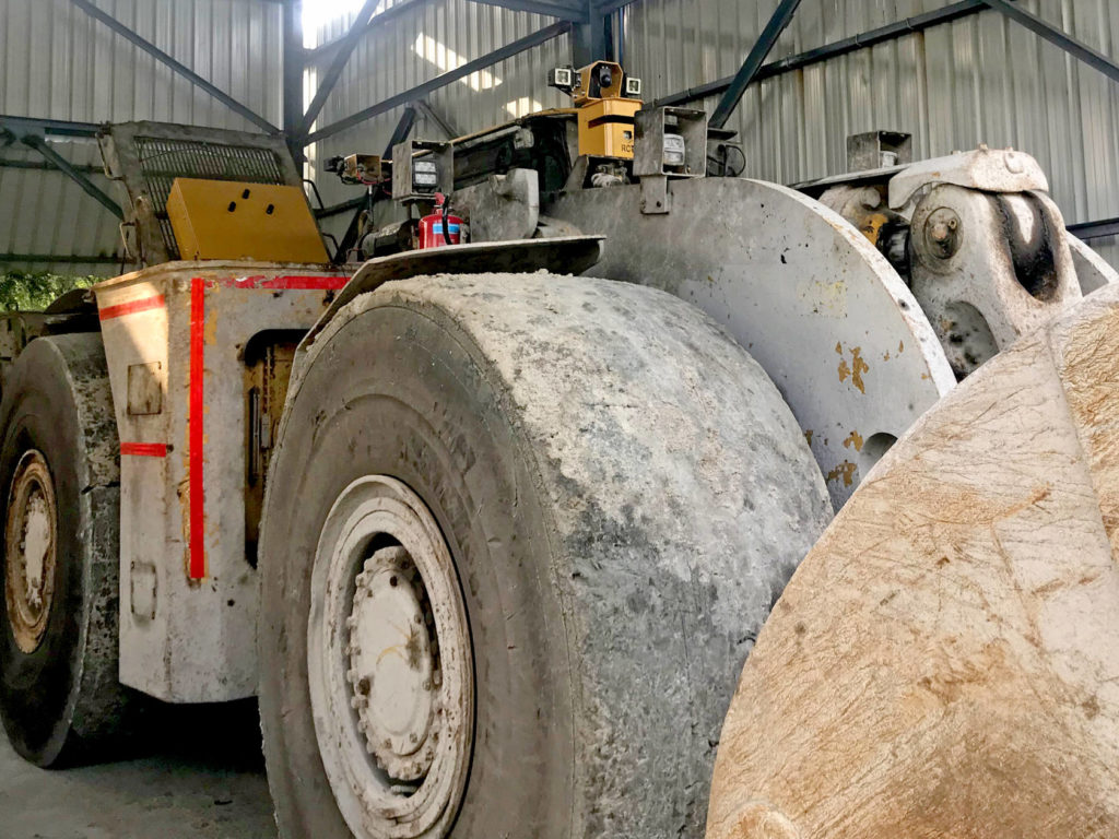 RCT has commissioned ControlMaster® Guidance Automation onto two CAT R2900 underground loaders as well as deploy its digital communications network RCT Connect at Hindustan's Rampura Agucha mine.