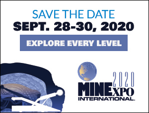 MINEXPO 2020