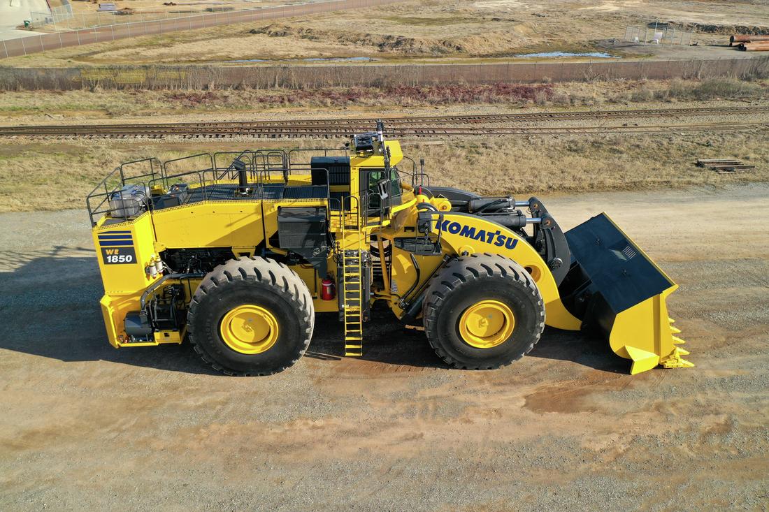 Wheel Loaders_WE1850_Longview Texas_EM_210128_DJI_0429