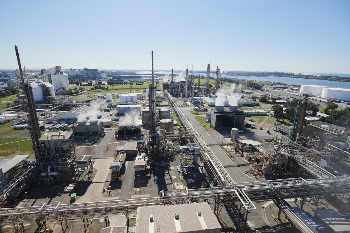 KI Manufacturing plant